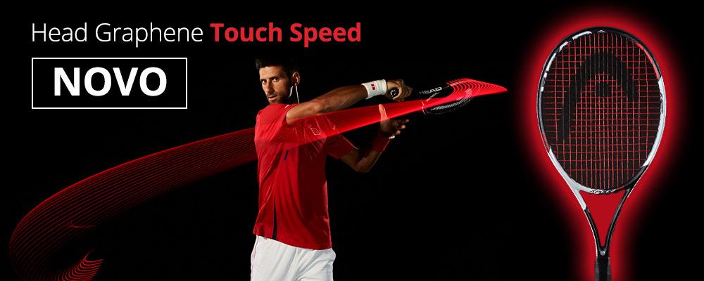 Head Graphene Touch Speed reketi u ponudi!