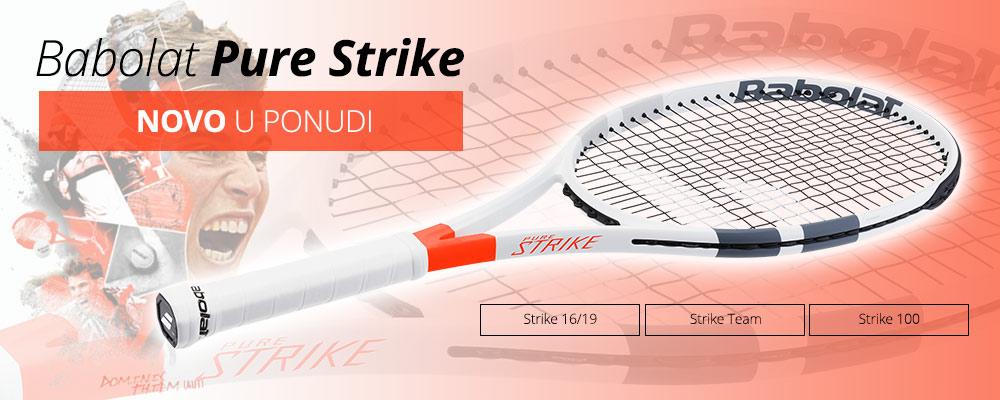 Babolat Pure Strike dostupan !!