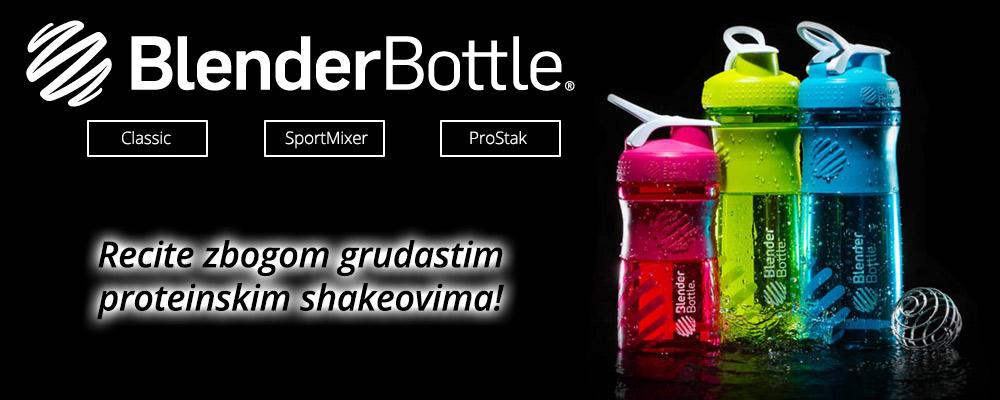 Novo u ponudi - BlenderBottle shakeri
